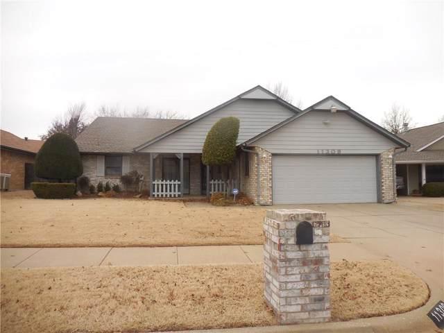 11309 Windmill Place, Oklahoma City, OK 73162 (MLS #893032) :: Homestead & Co