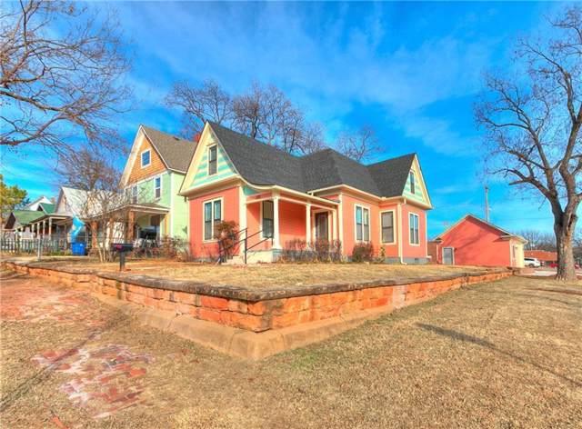 322 S 1st Street, Guthrie, OK 73044 (MLS #893040) :: Homestead & Co