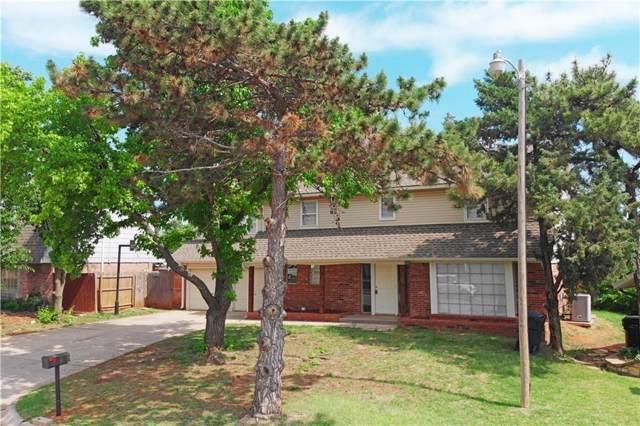 6413 Ellen Lane, Oklahoma City, OK 73132 (MLS #893043) :: Homestead & Co
