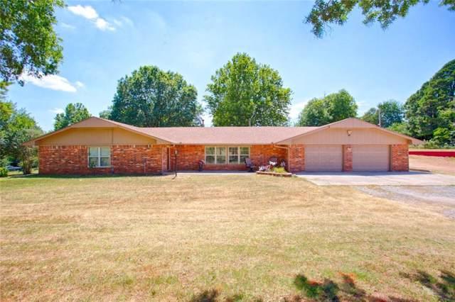 8609 Hillview, Oklahoma City, OK 73150 (MLS #893044) :: Homestead & Co