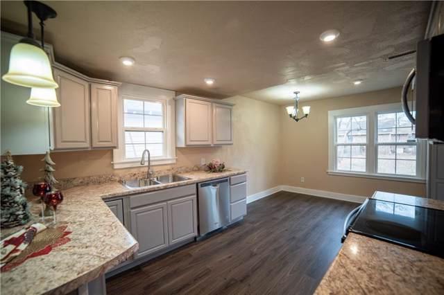 632 W Wood Street, Shawnee, OK 74801 (MLS #893055) :: Homestead & Co