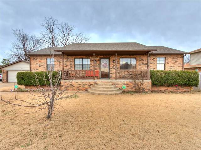 320 SE 67th Street, Oklahoma City, OK 73149 (MLS #893065) :: Homestead & Co
