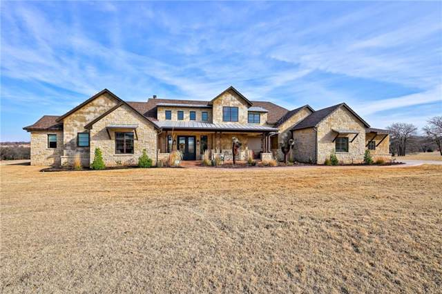 5816 Rosa Lane, Edmond, OK 73034 (MLS #893069) :: Homestead & Co
