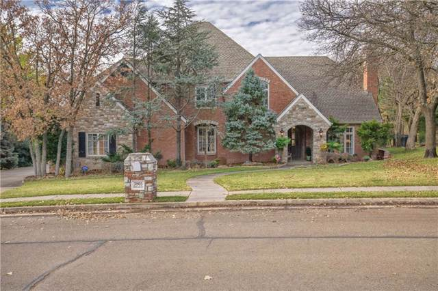 3805 Creek Bank Road, Edmond, OK 73003 (MLS #893083) :: Keri Gray Homes