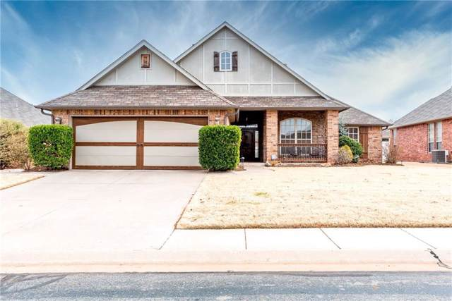 16616 Moorgate Lane, Edmond, OK 73012 (MLS #893095) :: Homestead & Co