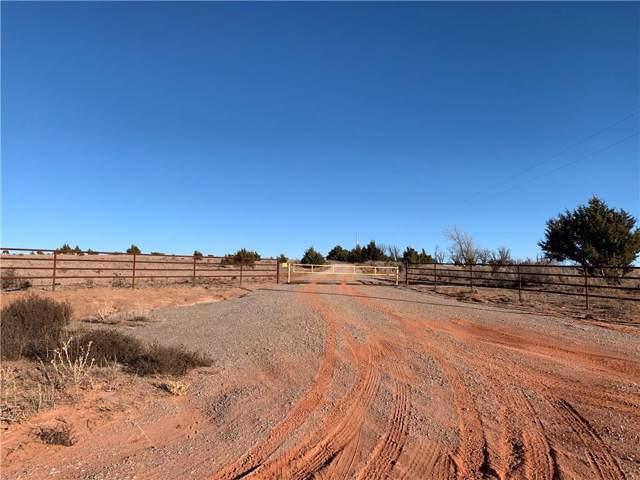 N 1800 Road, Cheyenne, OK 73628 (MLS #893099) :: Homestead & Co