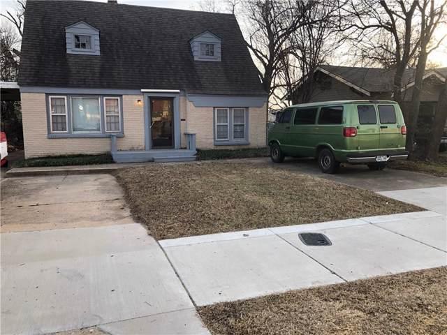 3420 NW 16th Street, Oklahoma City, OK 73107 (MLS #893119) :: Homestead & Co