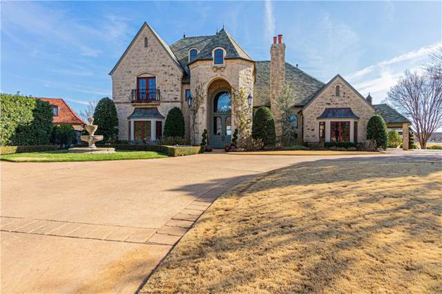 4900 Wisteria Drive, Oklahoma City, OK 73142 (MLS #893122) :: Homestead & Co