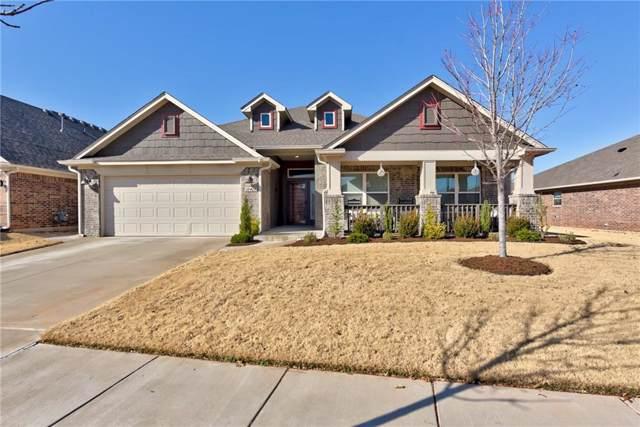 18417 Las Meninas Drive, Edmond, OK 73012 (MLS #893123) :: Keri Gray Homes
