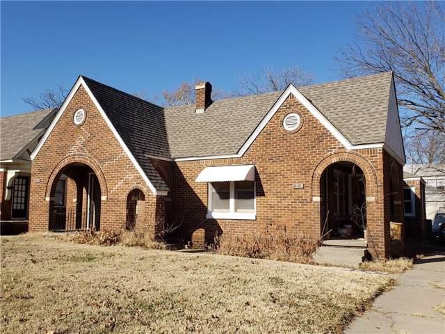 2523 NW 20th Street, Oklahoma City, OK 73107 (MLS #893136) :: Homestead & Co