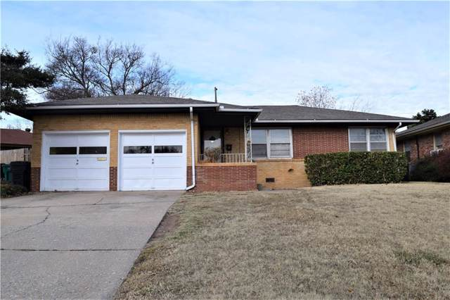 2921 N Tulsa Drive, Oklahoma City, OK 73107 (MLS #893149) :: Homestead & Co