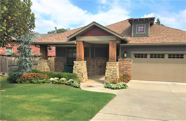 1524 Church Street, Edmond, OK 73034 (MLS #893169) :: Keri Gray Homes