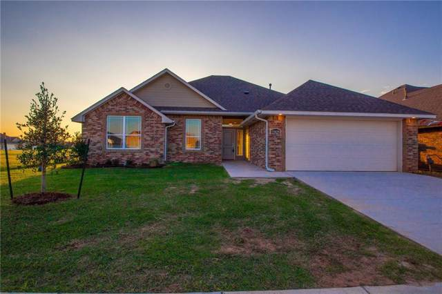 15929 Sarno Lane, Edmond, OK 73013 (MLS #893202) :: Homestead & Co