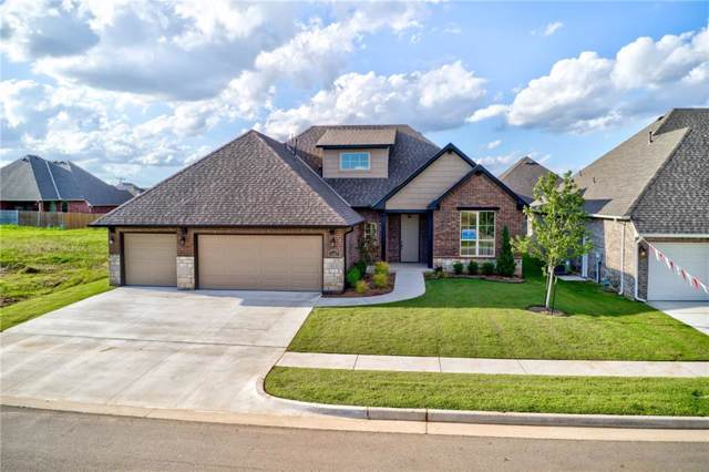 6405 NW 154th Terrace, Edmond, OK 73013 (MLS #893205) :: Homestead & Co