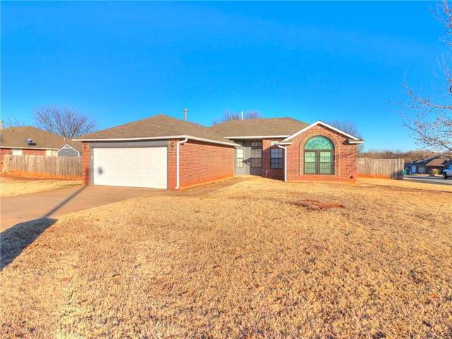 16900 Valley Lane, Edmond, OK 73012 (MLS #893213) :: Homestead & Co