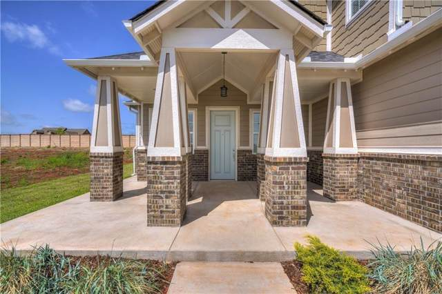 14201 Village Creek Way, Piedmont, OK 73078 (MLS #893219) :: Homestead & Co