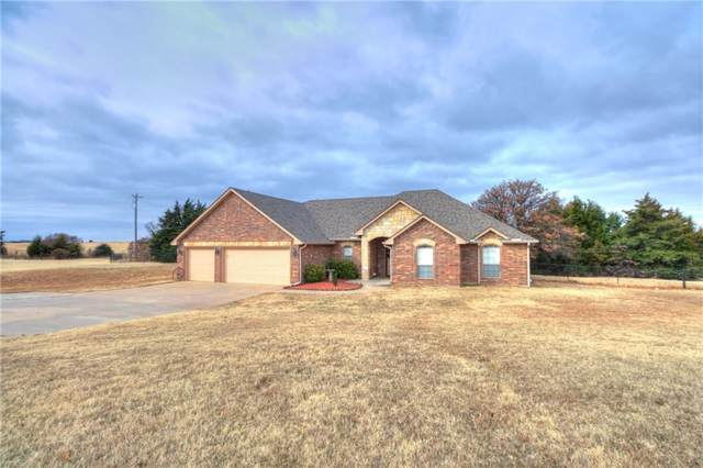 1570 Silks Terrace, Guthrie, OK 73044 (MLS #893227) :: Homestead & Co