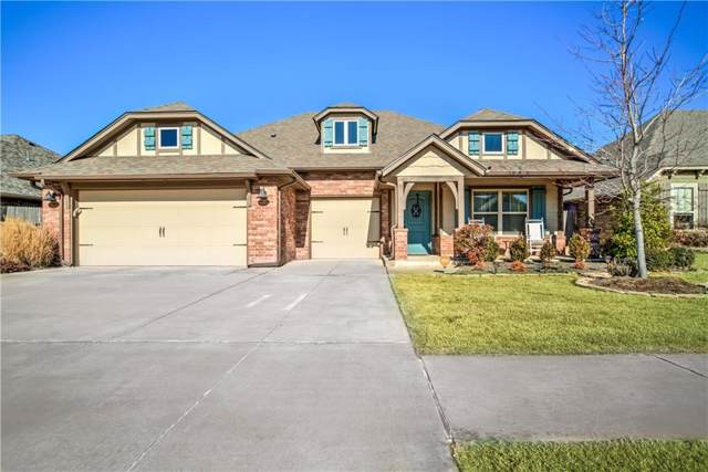 8121 NW 160th Terrace, Edmond, OK 73013 (MLS #893235) :: Homestead & Co