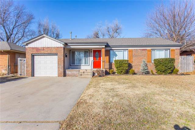 4335 NW 16th Street, Oklahoma City, OK 73107 (MLS #893238) :: Homestead & Co