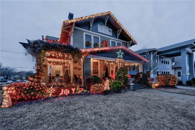 2901 N Hudson Avenue, Oklahoma City, OK 73103 (MLS #893239) :: Homestead & Co