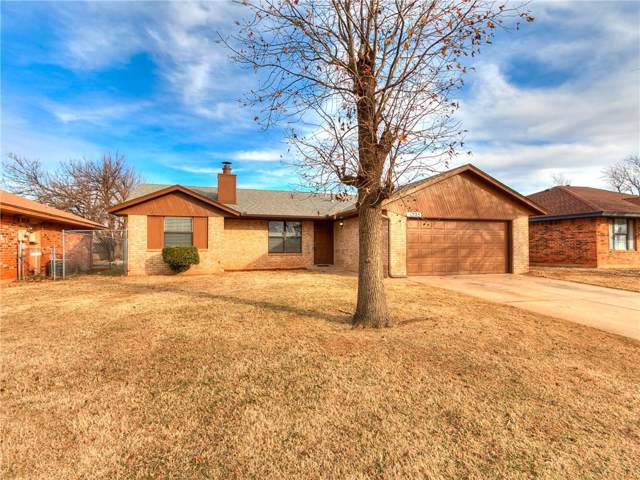 1225 W Gladys Way, Mustang, OK 73064 (MLS #893241) :: Keri Gray Homes