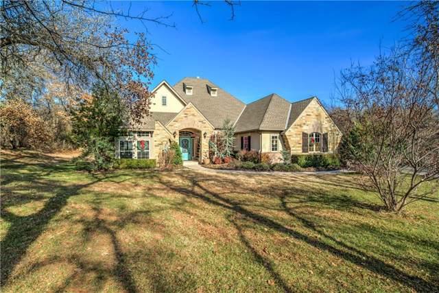 8401 Redbud Creek Drive, Edmond, OK 73034 (MLS #893242) :: Homestead & Co