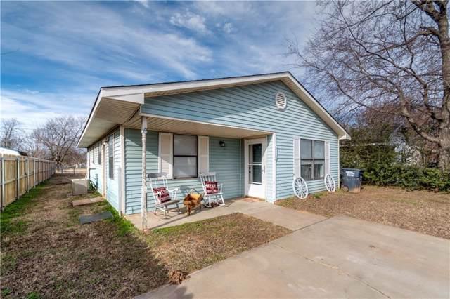 218 S 3rd Avenue, Stroud, OK 74079 (MLS #893243) :: Homestead & Co