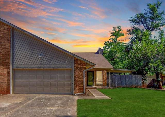 1719 E Longview Lane, Mustang, OK 73064 (MLS #893267) :: Homestead & Co