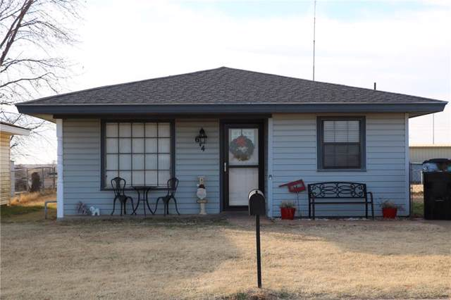 614 Lacy Terrace, Arapaho, OK 73620 (MLS #893275) :: Homestead & Co