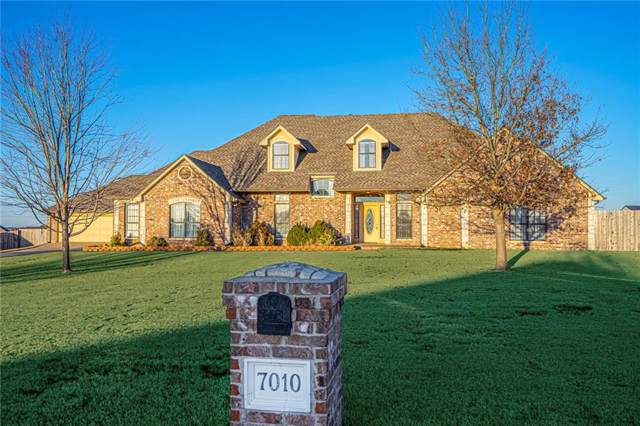 7010 Champion Circle, Guthrie, OK 73044 (MLS #893281) :: Homestead & Co