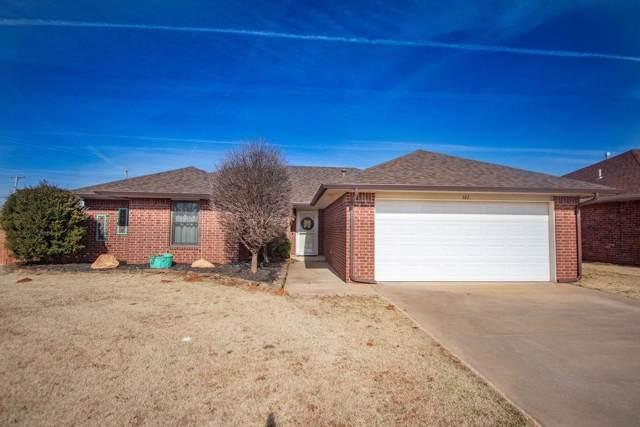 161 Carter Road, Elk City, OK 73644 (MLS #893289) :: Homestead & Co