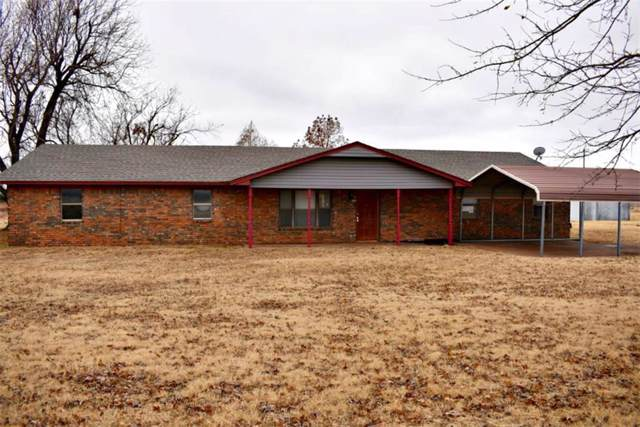 949 County Road 1610, Marlow, OK 73055 (MLS #893293) :: Homestead & Co