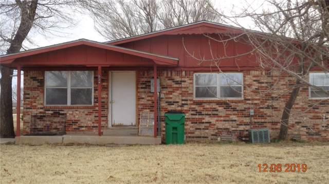 302 E 6th Street, Duke, OK 73532 (MLS #893309) :: Homestead & Co
