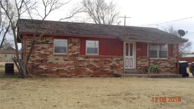 518 N Greer Street, Duke, OK 73532 (MLS #893311) :: Homestead & Co