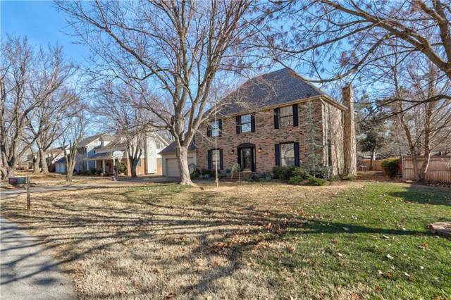 1219 Country Club Drive, Norman, OK 73072 (MLS #893315) :: Homestead & Co