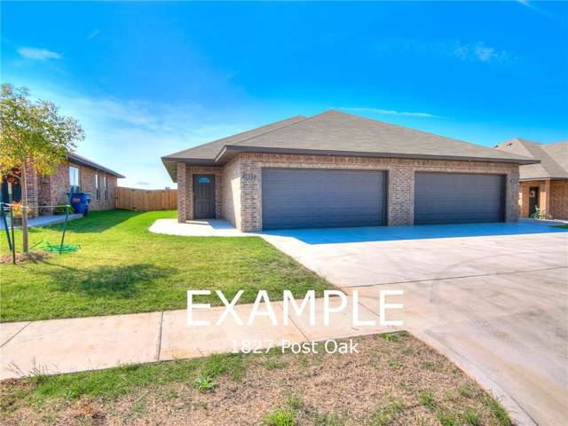 1857 Post Oak Road, El Reno, OK 73036 (MLS #893326) :: Homestead & Co