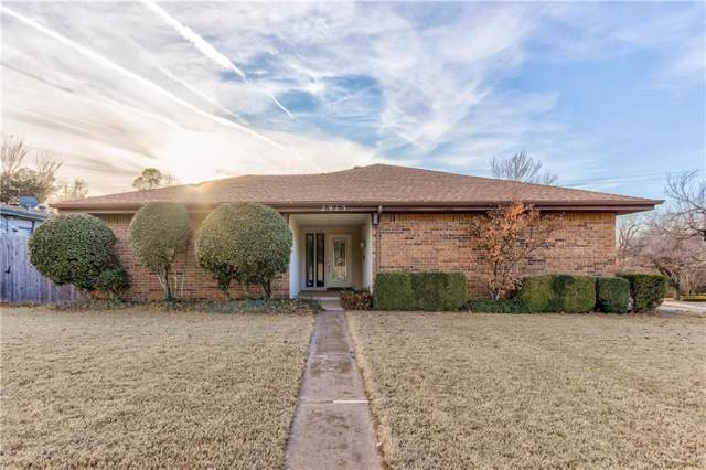 2913 Robin Road, Midwest City, OK 73110 (MLS #893328) :: Homestead & Co
