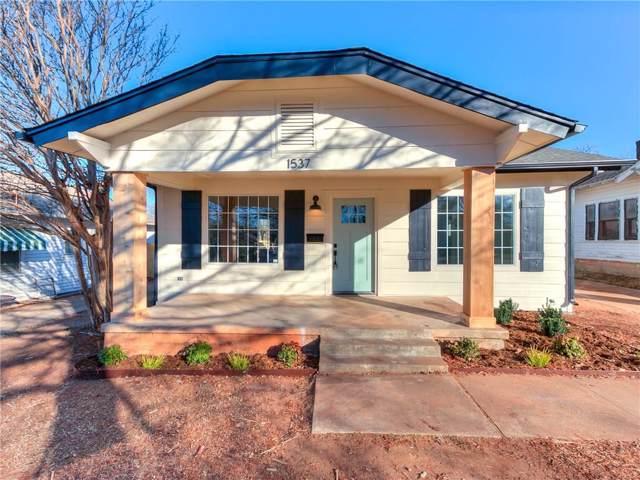 1537 NW 42nd Street, Oklahoma City, OK 73118 (MLS #893336) :: Homestead & Co