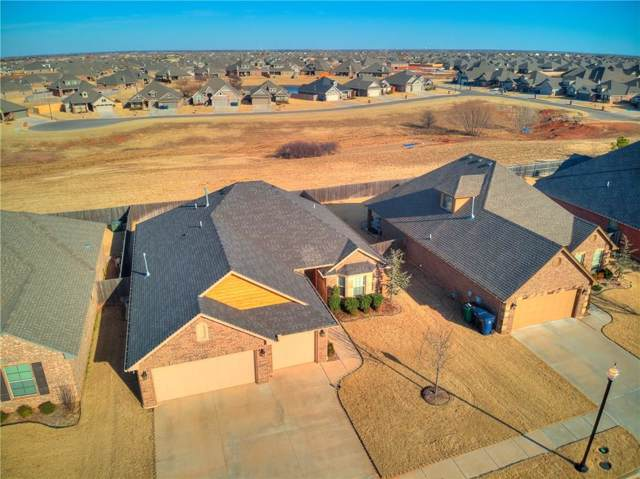 18520 Haslemere Lane, Edmond, OK 73012 (MLS #893337) :: Homestead & Co