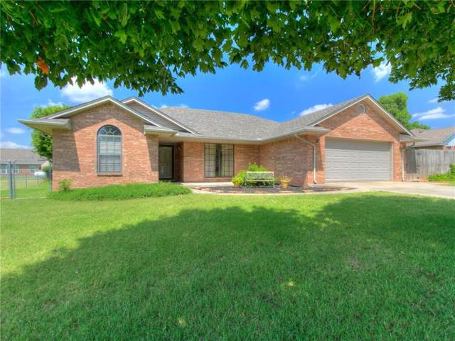 722 Dana Avenue, Hinton, OK 73047 (MLS #893346) :: Homestead & Co