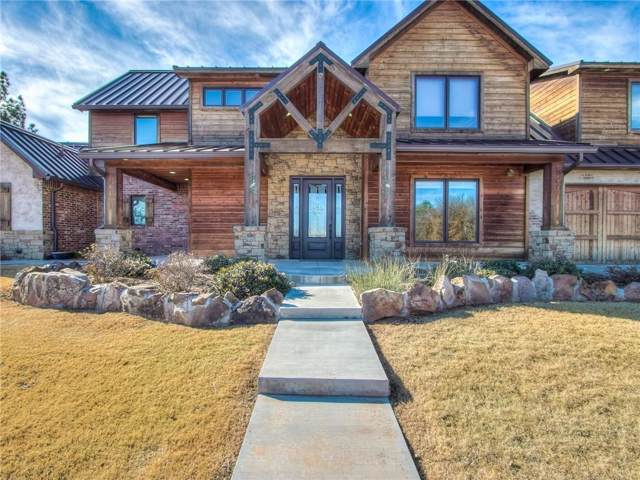 13417 N Triple Xxx Road, Luther, OK 73054 (MLS #893352) :: Homestead & Co