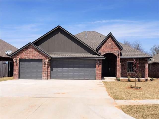 813 W Old Farm Way, Mustang, OK 73064 (MLS #893369) :: Homestead & Co