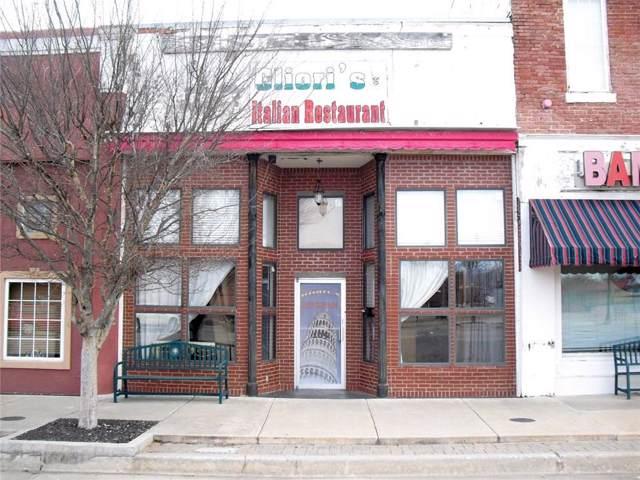 105 N Broadway Street, Tecumseh, OK 74873 (MLS #893400) :: Homestead & Co