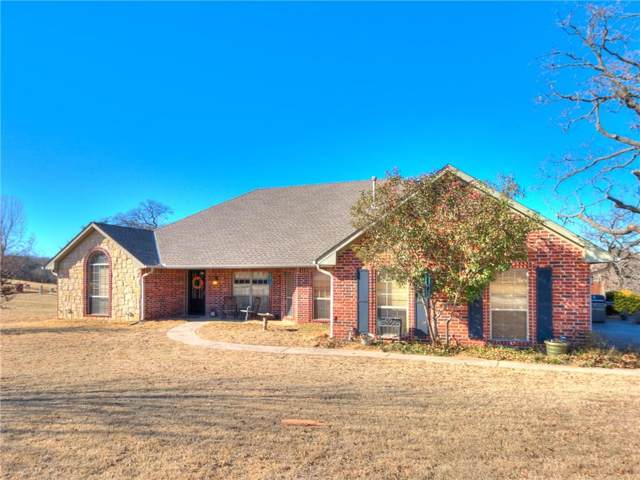 15093 Scottsdale Lane, Choctaw, OK 73020 (MLS #893415) :: Homestead & Co