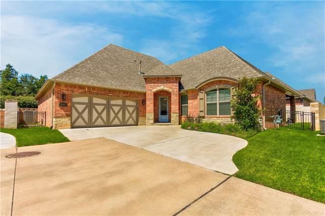1155 Villas Creek Drive, Edmond, OK 73003 (MLS #893432) :: Homestead & Co