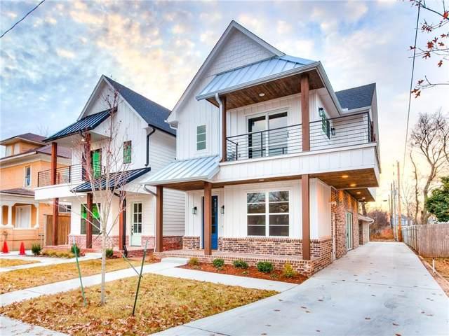 1342 NW 16th Station, Oklahoma City, OK 73106 (MLS #893447) :: Homestead & Co