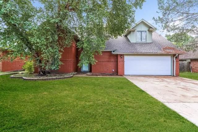 516 NW 167th Street, Edmond, OK 73012 (MLS #893450) :: Homestead & Co