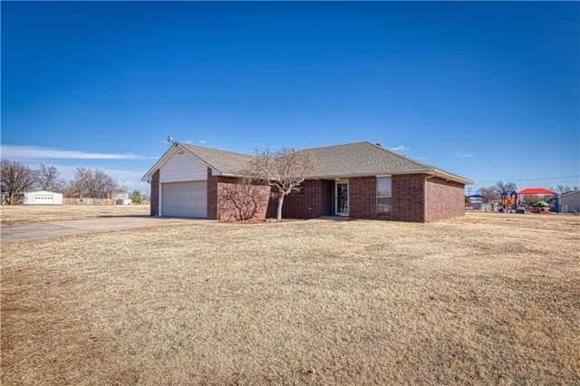 507 S Cordell Avenue, Cordell, OK 73632 (MLS #893501) :: Keri Gray Homes