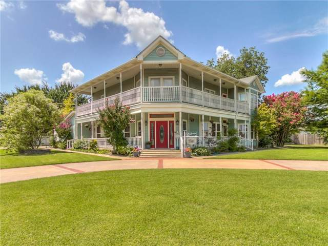 7000 NW 39th Street, Bethany, OK 73008 (MLS #893522) :: Homestead & Co