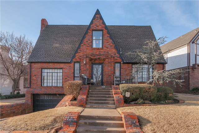 412 NW 35th Street, Oklahoma City, OK 73118 (MLS #893527) :: Homestead & Co